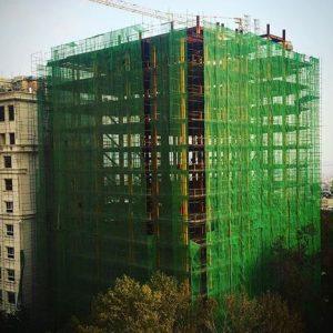 داربست ساختمان