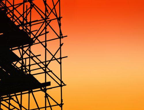 ۴ دلیل اصلی اهمیت داربست فلزی در ساخت و ساز